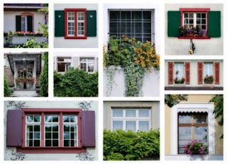 Ventanas de colores - Windows Style