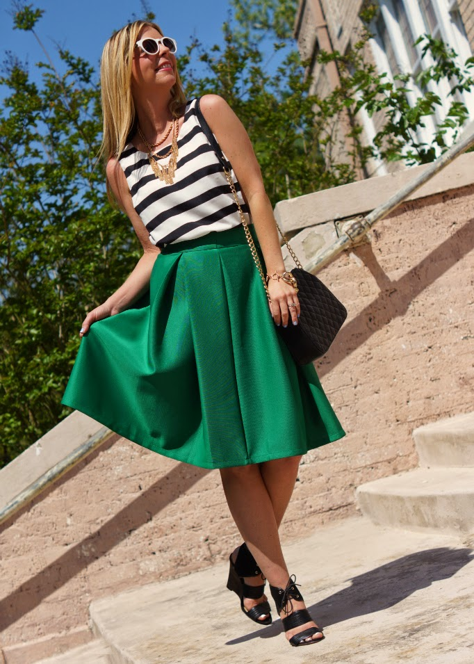 Because Shanna Said So...: A Midi Skirt Moment