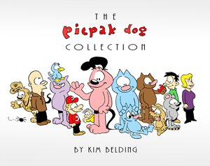 Picpak's First Collection of Cartoons
