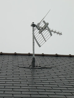 Cap audio visuel installation d une antenne sigma6 hd en for Double sortie antenne tv