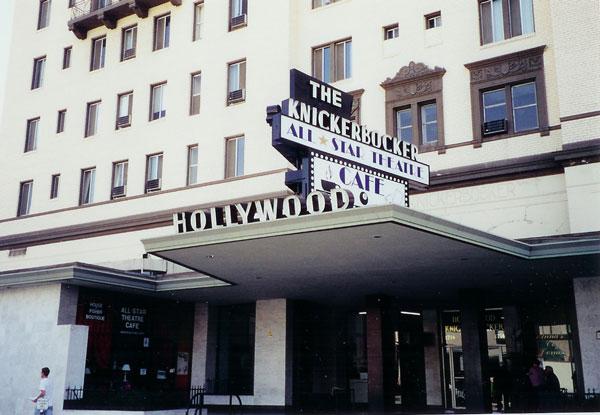 1000 images about hollywood knickerbocker hotel on. Black Bedroom Furniture Sets. Home Design Ideas