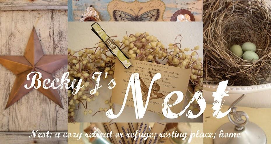 Becky J's Nest