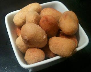 Cocina con Aníbal Mini croquetas de jamón