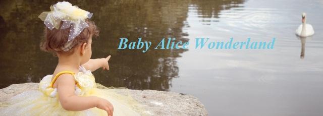 Baby Alice Wonderland