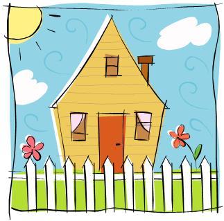 house-clip-art.jpg: randomthoughtsbybloggerette.blogspot.com/2011_10_01_archive.html