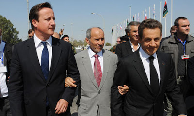 Arab Spring Ending in Anglo American Whimper LibyasBetrayal