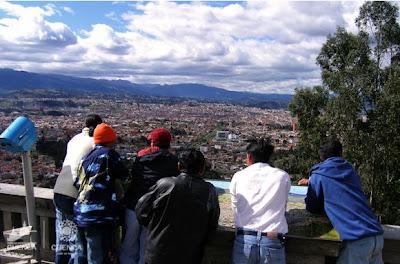Cuenca Mirador de Turi