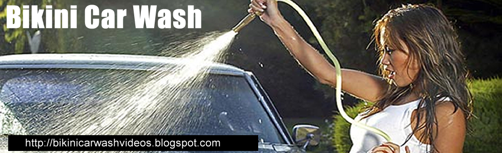 Bikini Car Wash Videos