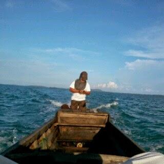 Pompong Pertama Kepri Fishing Club Finish