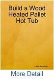 Pallet Hot Tub Plans $2.00