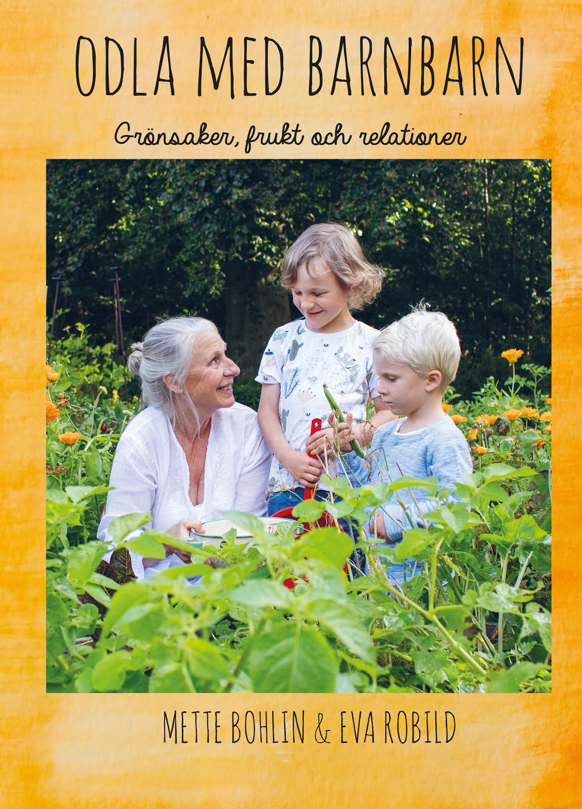 Odla med barnbarn