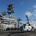 Image of The Day: Russian KA-27 Helix Lands on USS Nimitz (CVN 68) Carrier