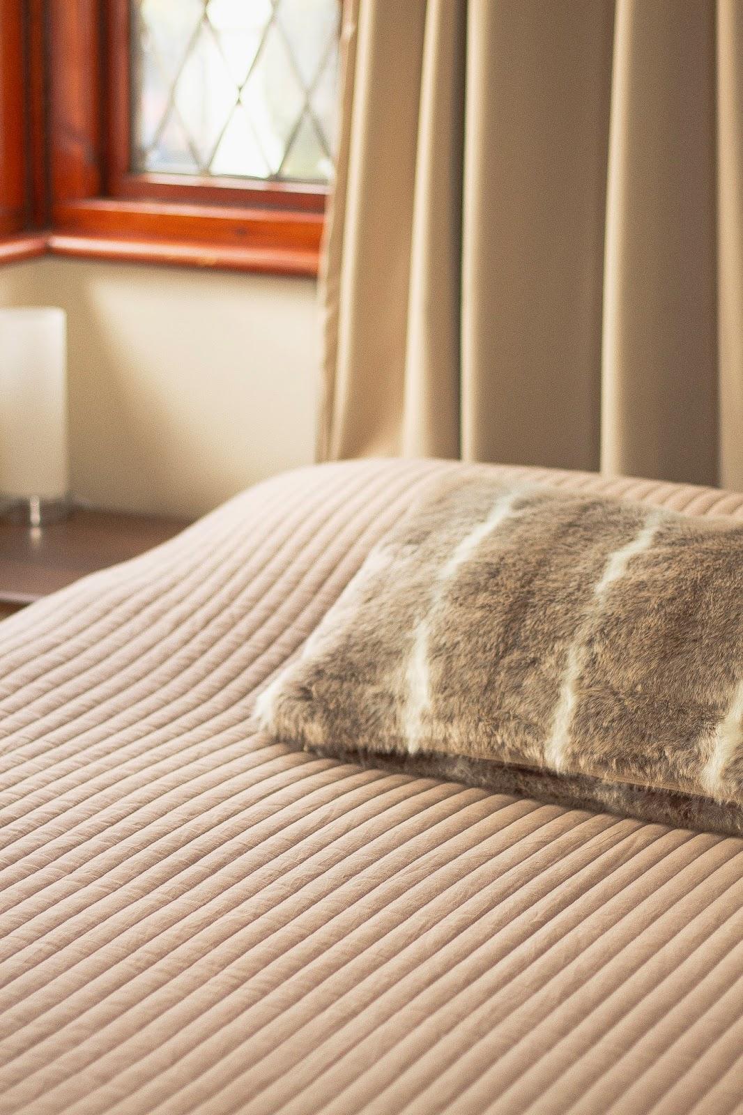 Paul Simon Bedroom Furniture Guest Bedroom Make Over Cream Walnut Finnterior Designer