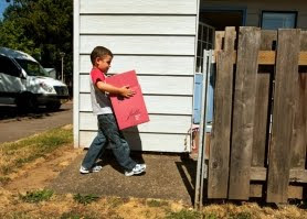 why are oregon's children so hungry?