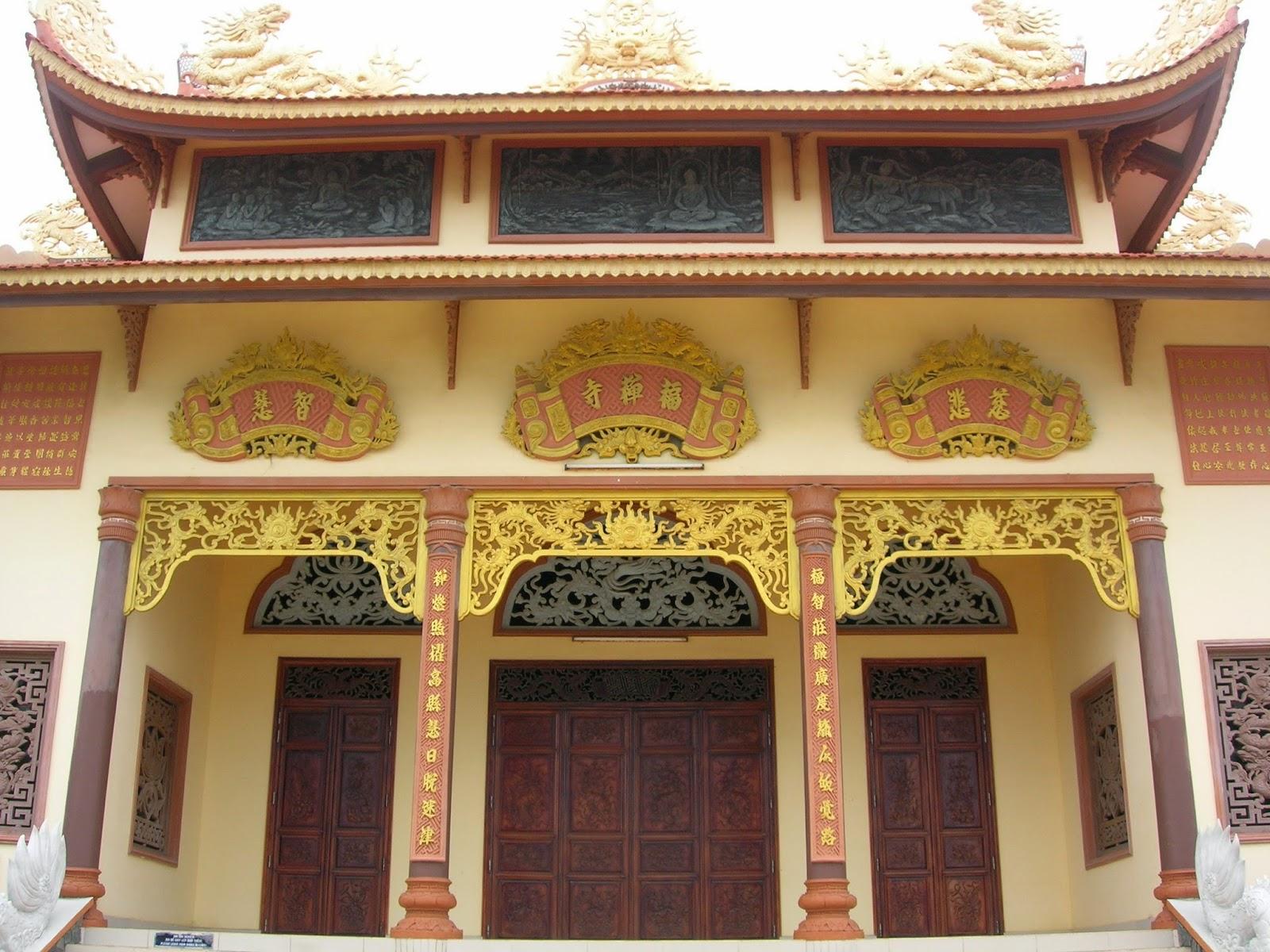 Где находится храм будды