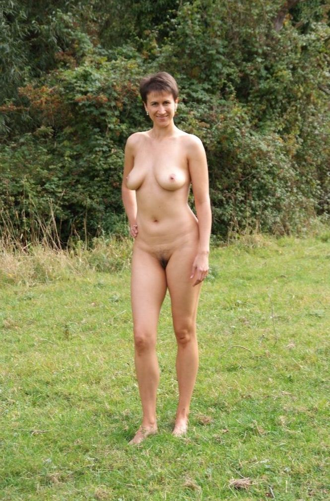Nudists nude