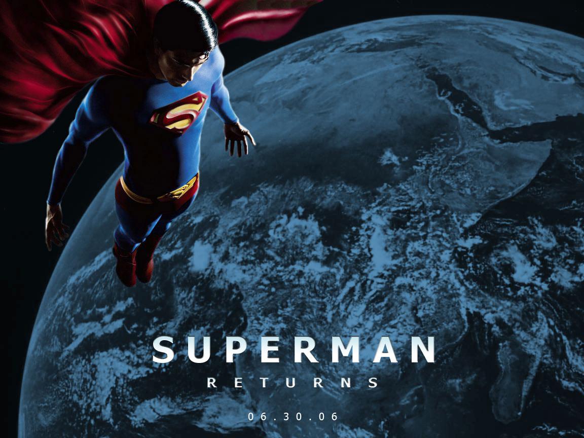 Movies: Superman Returns * * * 1/2