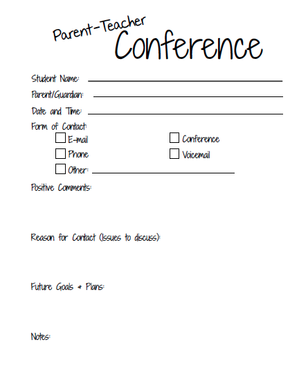 28 images of parent notes from teachers template dotcomstand com