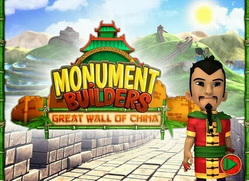 Monument Builders 7- Great Wall of China Free Download Full Version