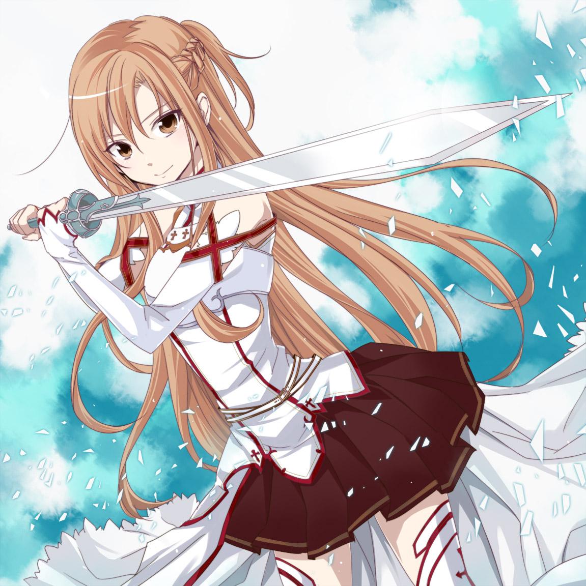 Anime books random sword art online