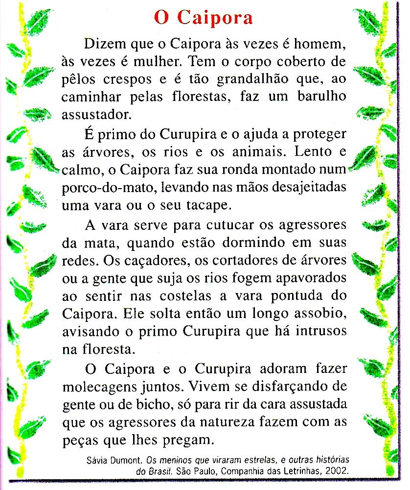Favoritos FOLCLORE ATIVIDADES DESENHOS EXERCÍCIOS COLORIR PINTAR IMPRIMIR (24) SS75