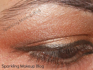 EOTD eye makeup look