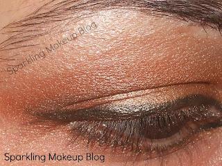 EOTD eye makeup look