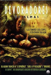 Filme Poster Devoradores de Almas DVDRip XviD & RMVB Dublado