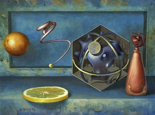 04-Still-Life-with-a-Lemon-Gil-Bruvel-Insurgence-of-the-Mind-Surreal-Paintings-www-designstack-co