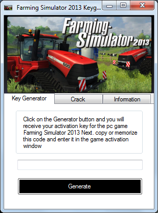 Farming Simulator 2013 (Keygen + Crack) ~ xHack