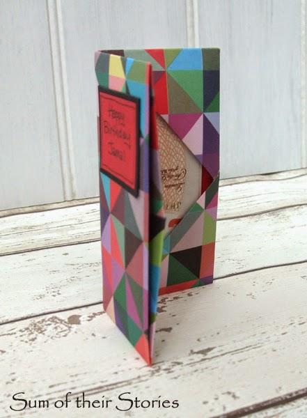 Origami Cash Gift Wallet