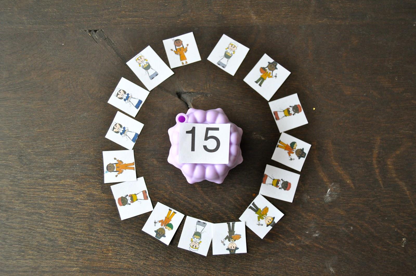 thanksgiving preschool learning activities