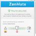 ZenMate VPN Kurarak Twittera DNS'le Uğraşmadan Girmek