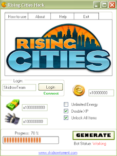 rising cities hack