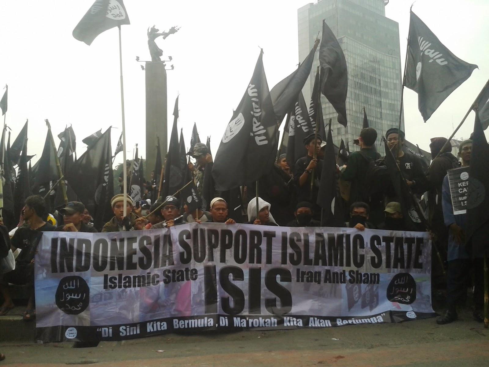 Kodim curigai adanya gerakan ISIS di Sukabumi