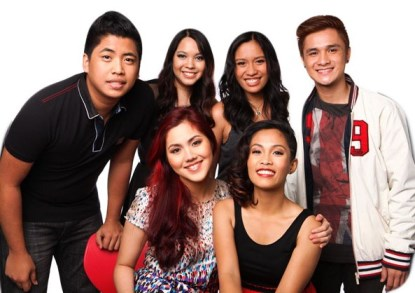 Myk Perez, Lee Grane, Talia Reyes Live Shows Performance - Team Bamboo of The Voice of the Philippines