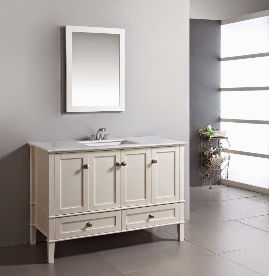 bathroom vanities 48 inches
