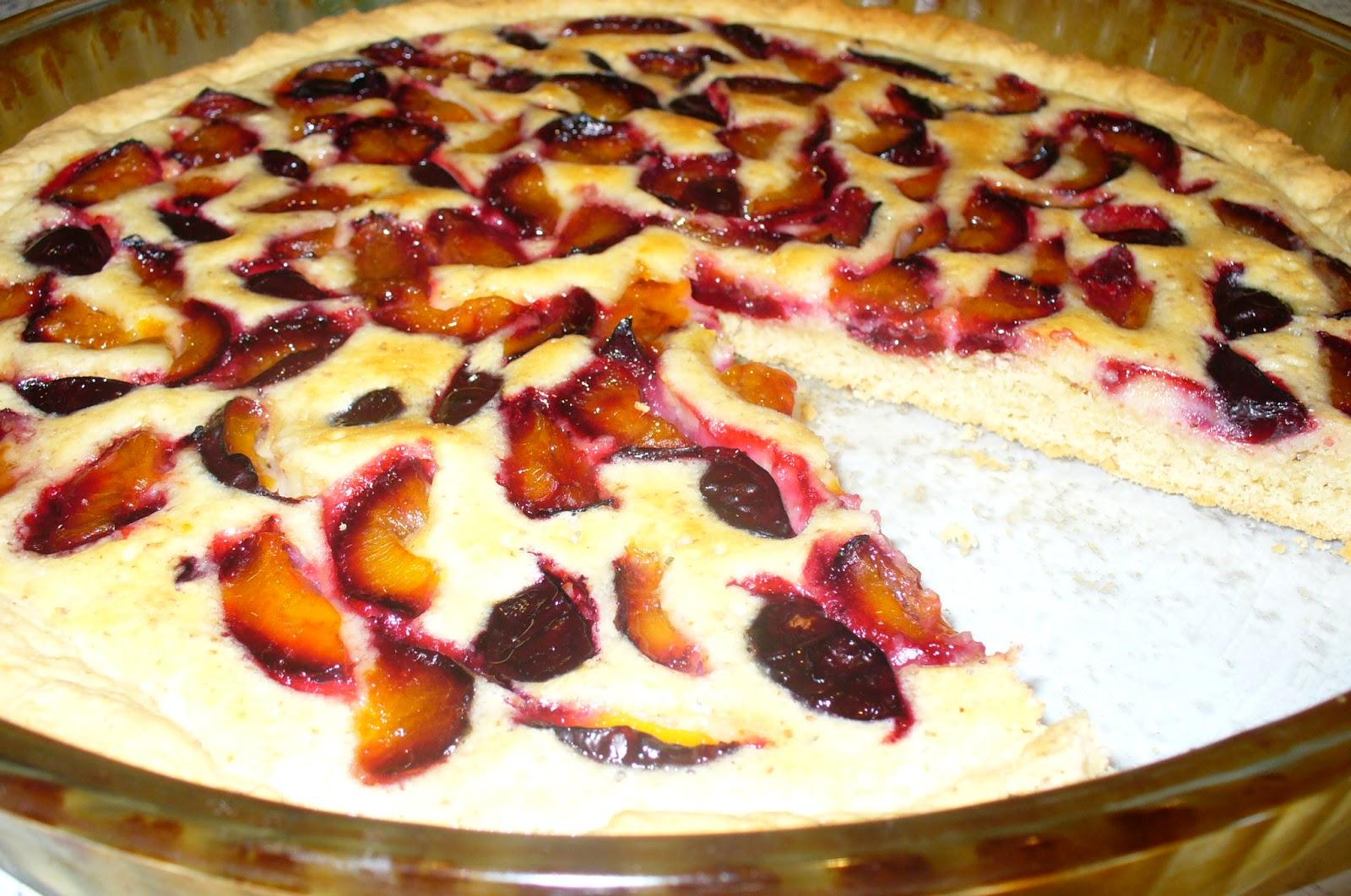 Пирожки со сливами рецепт пошагово
