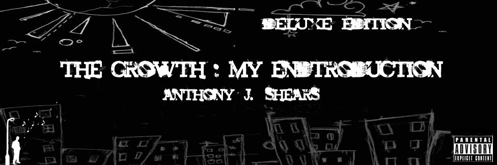 Anthony J. Shears OFFICIAL BLOG