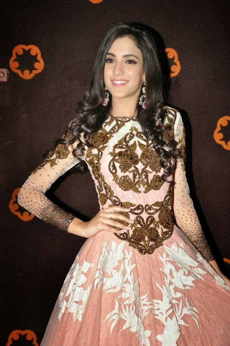 Telugu Heroine Kanika Kapoor Stills at Tippu Movie Audio ...