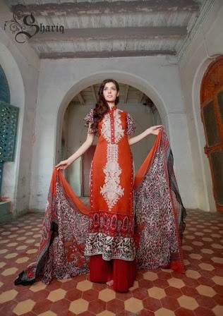 Libas Crinkle Lawn Collection 2014