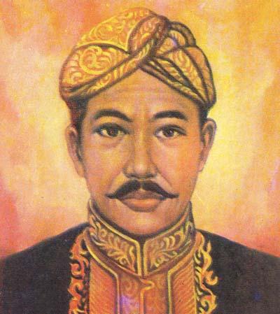Biografi biodata Pangeran Antasari Pahlawan Nasional Indonesia