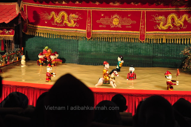 free holiday to vietnam fully sponsored for premium beautiful see water puppet show