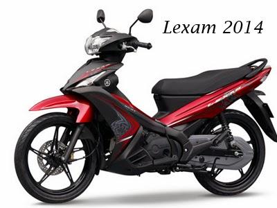 Harga Yamaha Lexam Baru dan Bekas