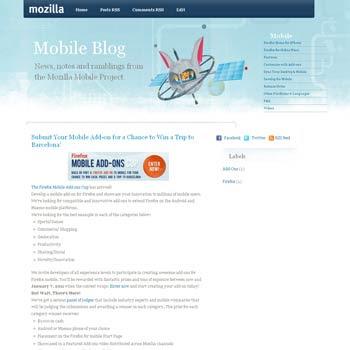 Firefox Blogger Template. image slider blogger template. 3 column footer template blog