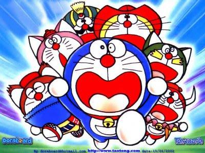 Foto Doraemon Terbaru 2013