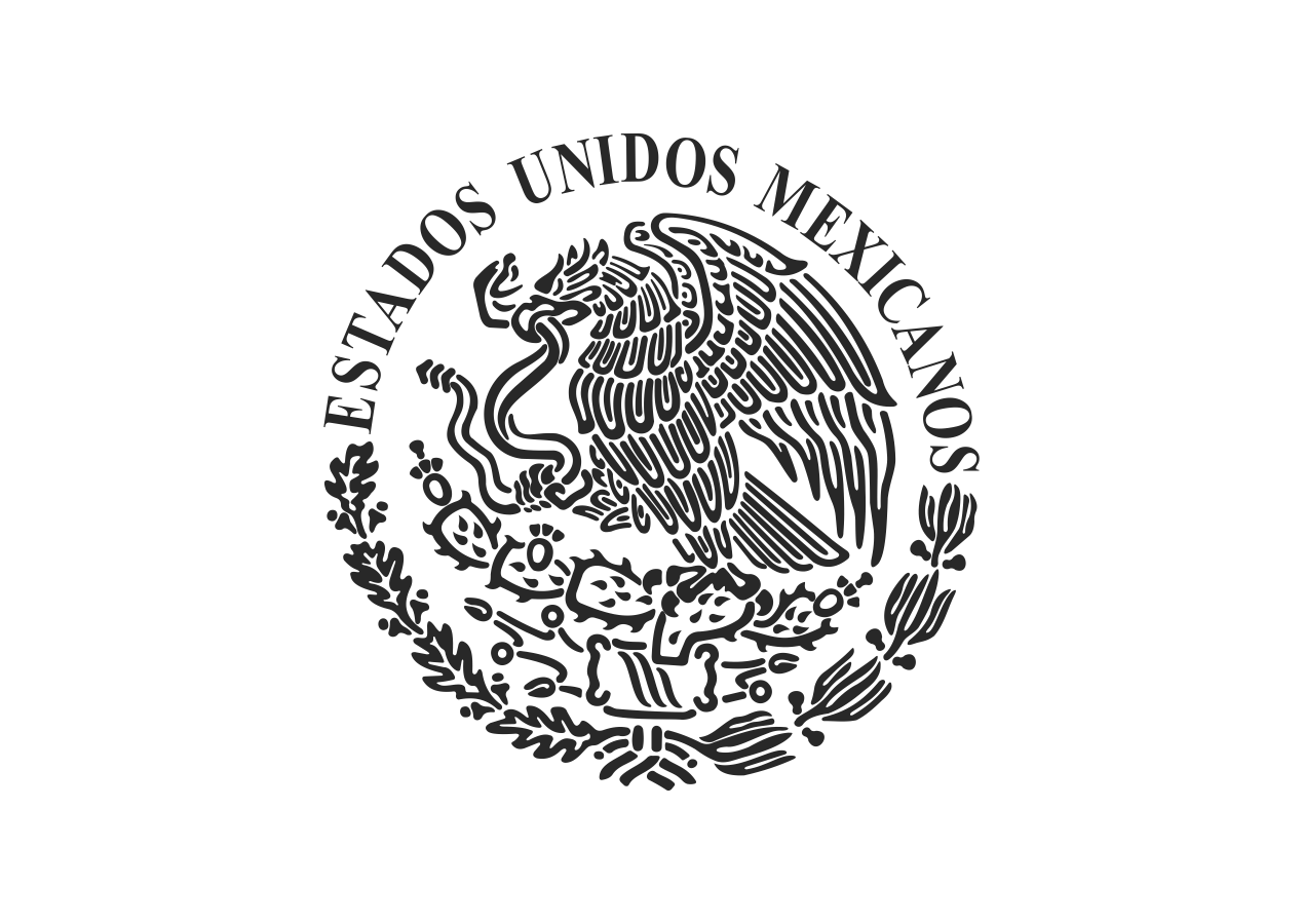 Logo Escudo Nacional Mexicano Vector Download Free