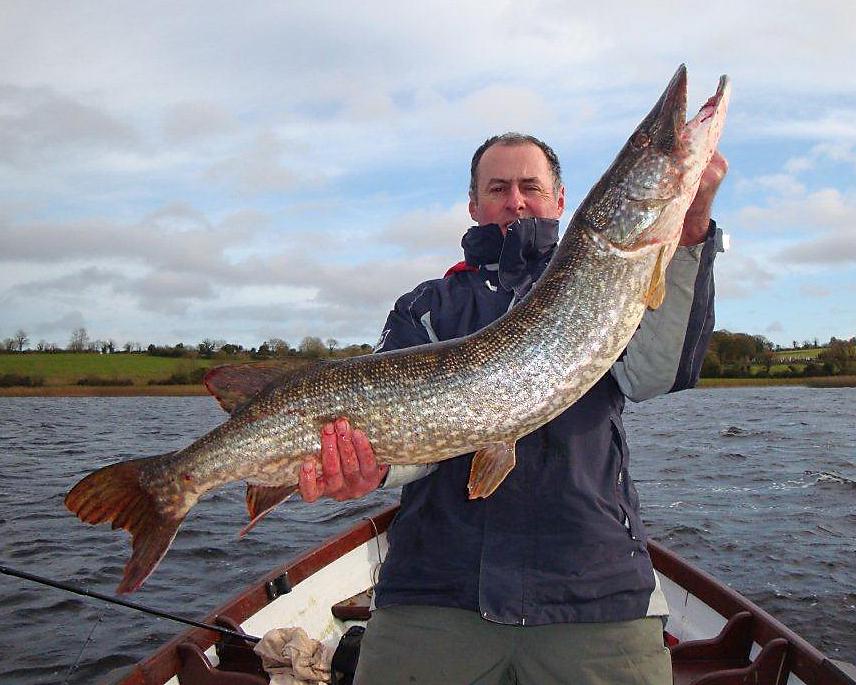 Mondo pesca news settembre 2013 for Grosso pesce di lago