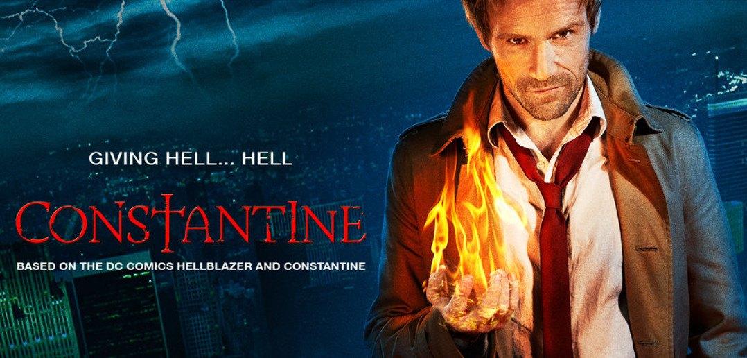 Constantine - 1ª Temporada Torrent Imagem