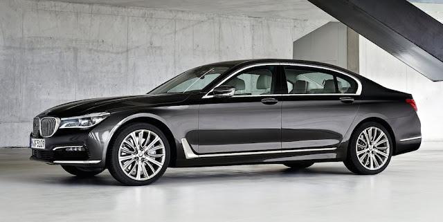 フルモデルチェンジ BMW 7シリーズ エクステリアデザイン